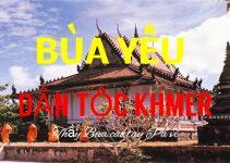bùa yêu của người Khmer