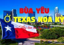 thầy làm bùa ngải yêu ở Texas Hoa kỳ