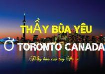 Thầy làm bùa ngải yêu ở Toronto Canada