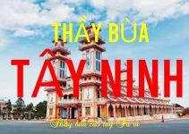thầy bùa Tây Ninh