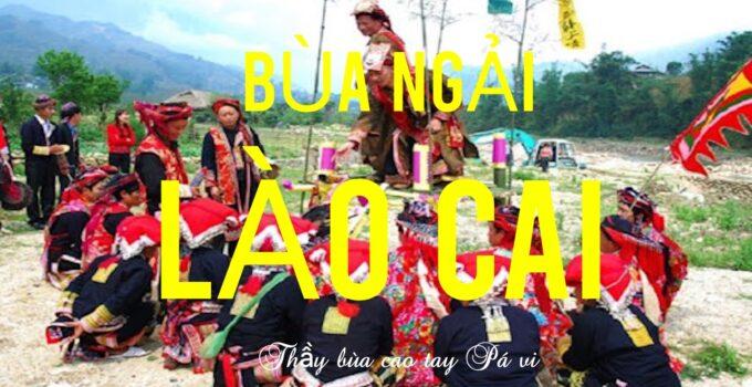 bùa yêu ở Lào Cai