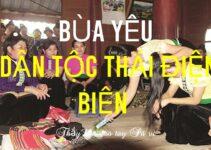 thầy bùa yêu ở Điện Biên